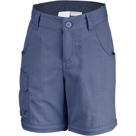 Columbia Silver Ridge III Convertible Pantalon Fille, nocturnal